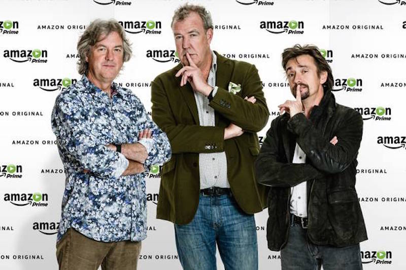Sign Our Petition Asking Amazon To Make Richard Hammond Shave His Beard Off