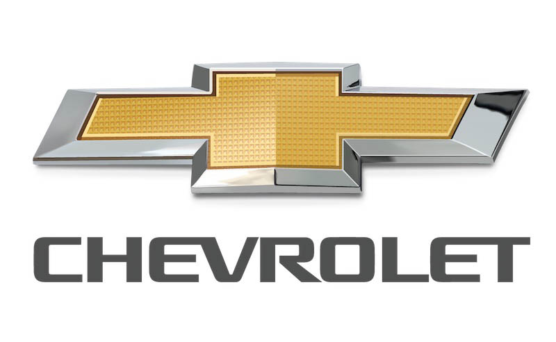 Large Chevrolet logo