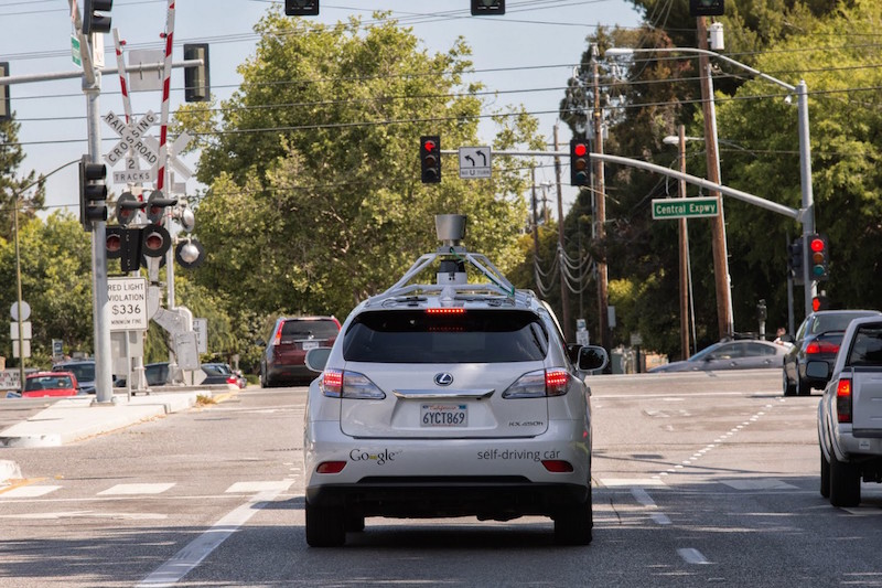 Google Self-Driving Cars Involved In 14 Crashes