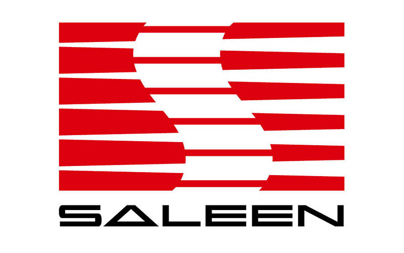 Large Saleen logo