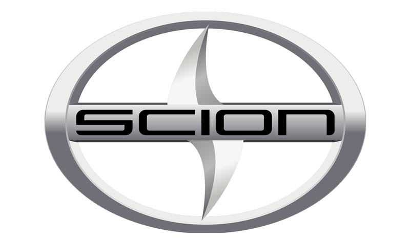 Large Scion logo