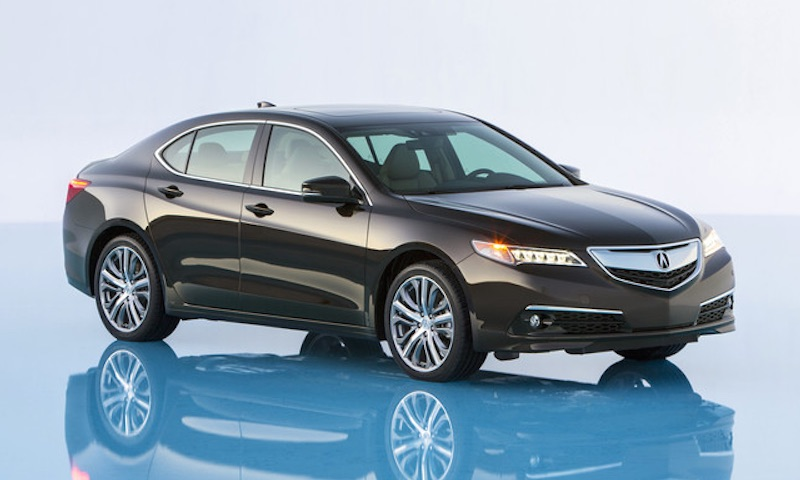 2015 Acura TLX Reviews