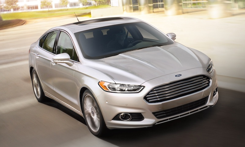 2016 Ford Fusion Reviews