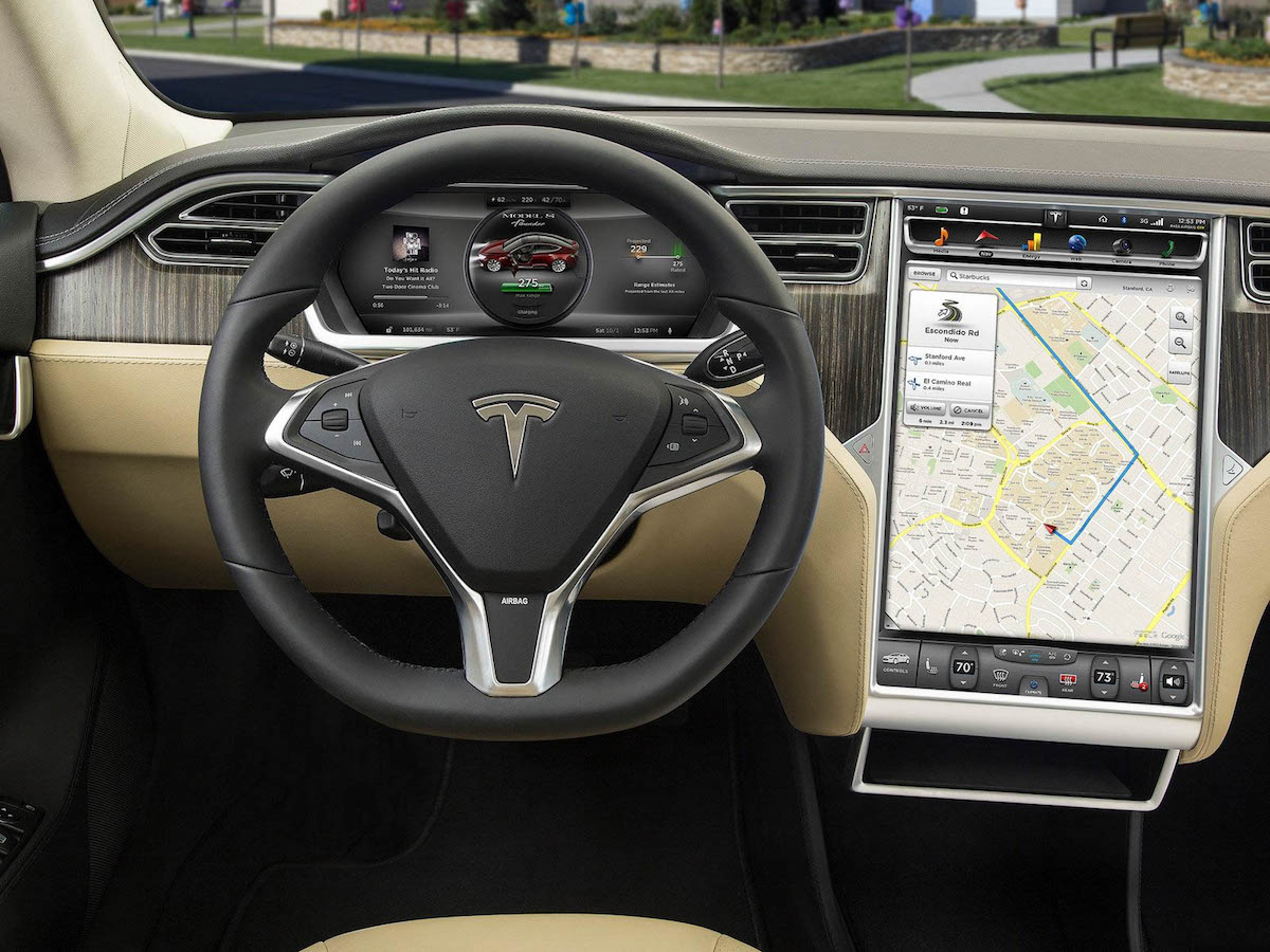 Tesla Model S Facts 1
