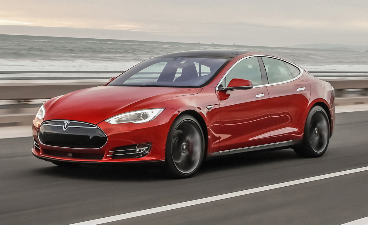 Tesla Model S Facts 15
