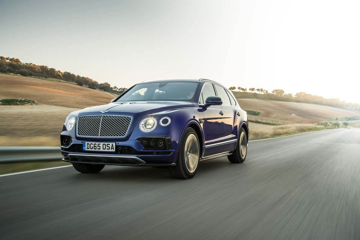 Bentley Bentayga Picture 10