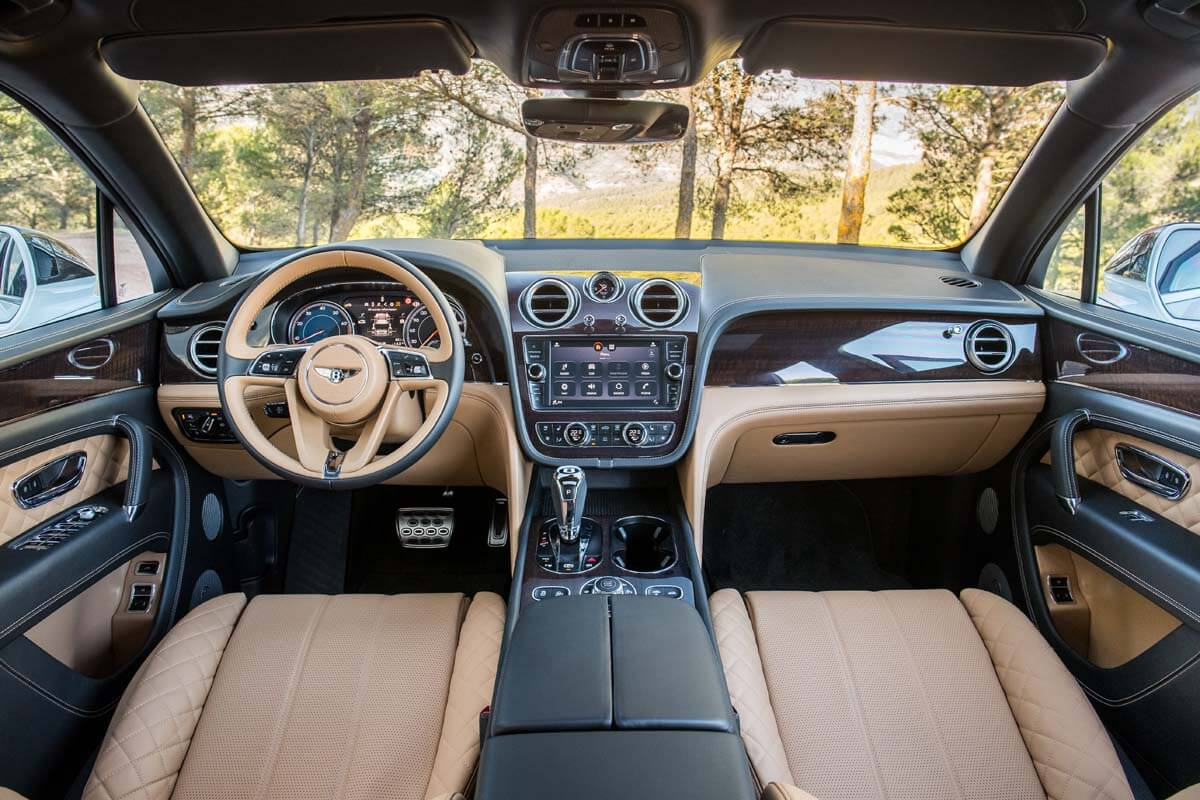 Bentley Bentayga Picture 11