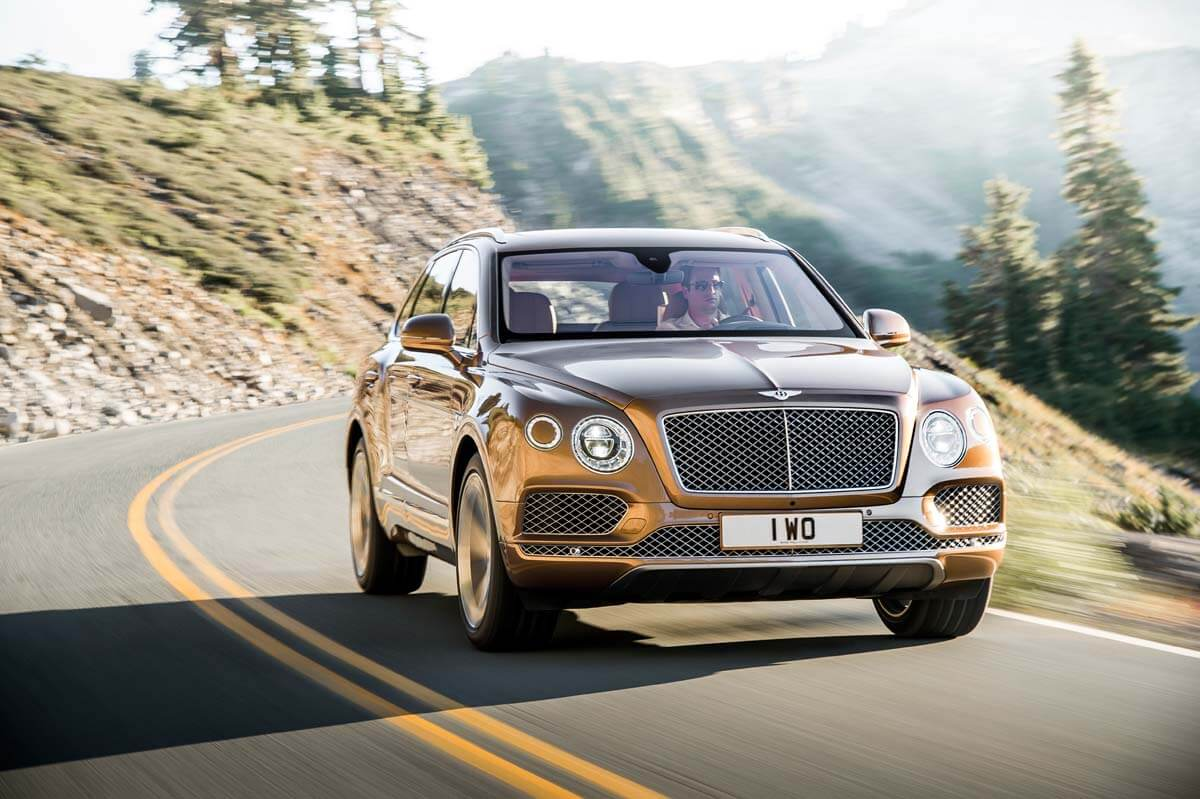 Bentley Bentayga Picture 2