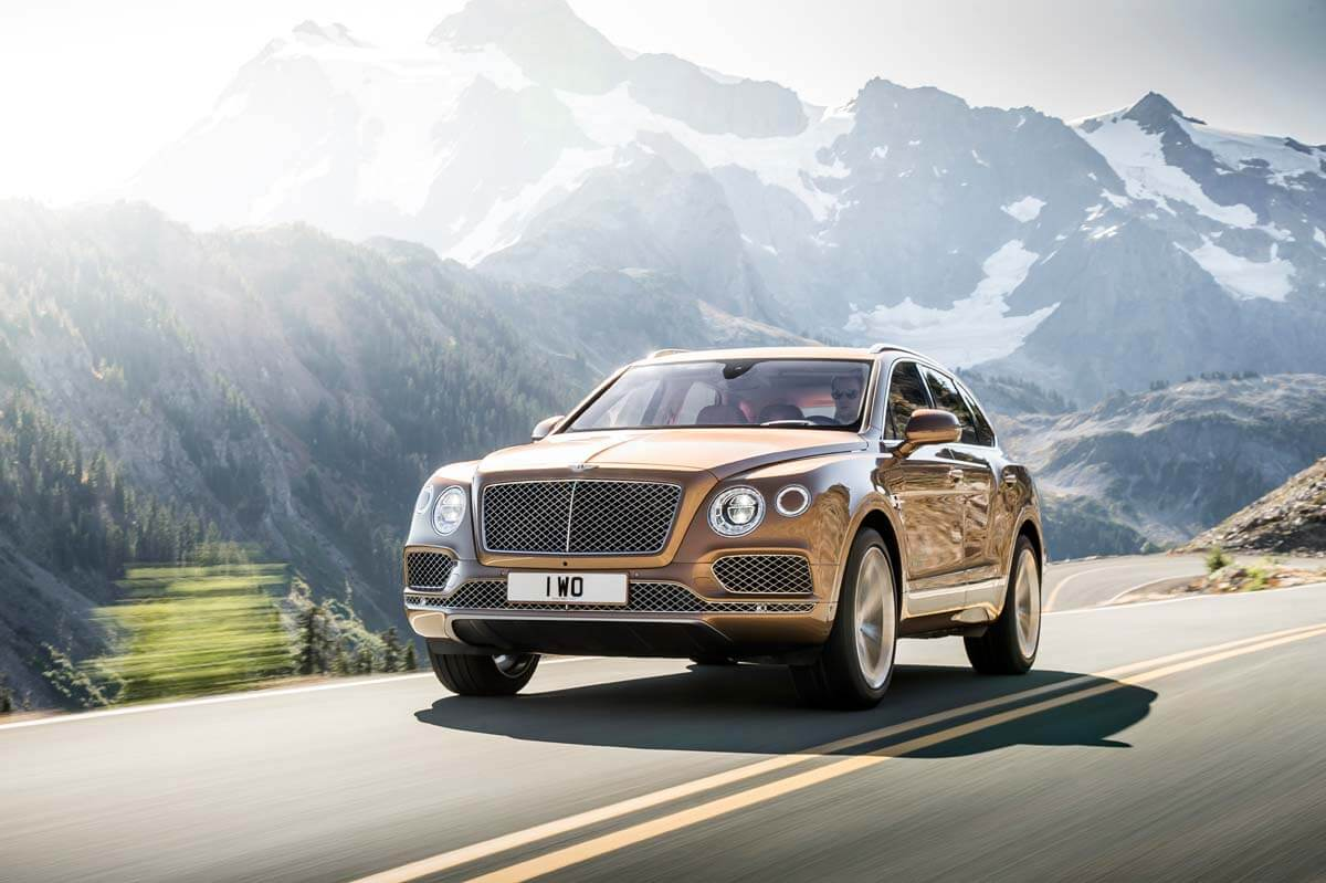 Bentley Bentayga Picture 5