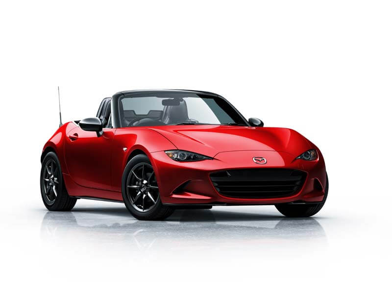 Affordable sports cars - 2016 Mazda MX-5 Miata