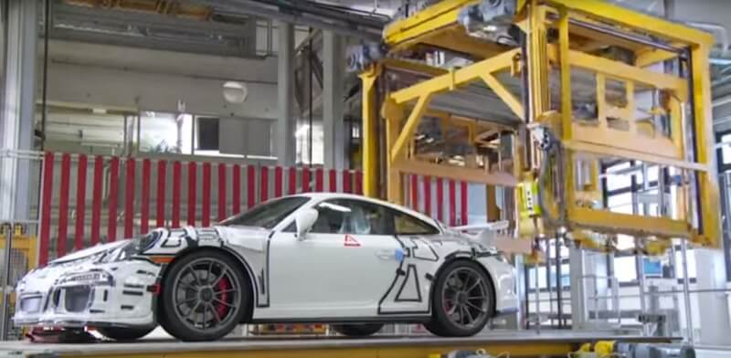 Porsche 911 from start to finish 3
