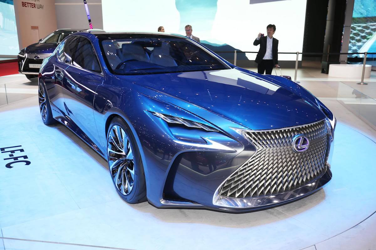 the coolest cars from the 2016 geneva motor show. Black Bedroom Furniture Sets. Home Design Ideas