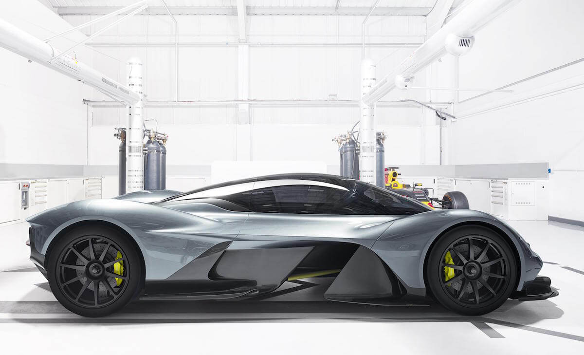 Aston Martin Red Bull AM-RB 001 Hypercar 10