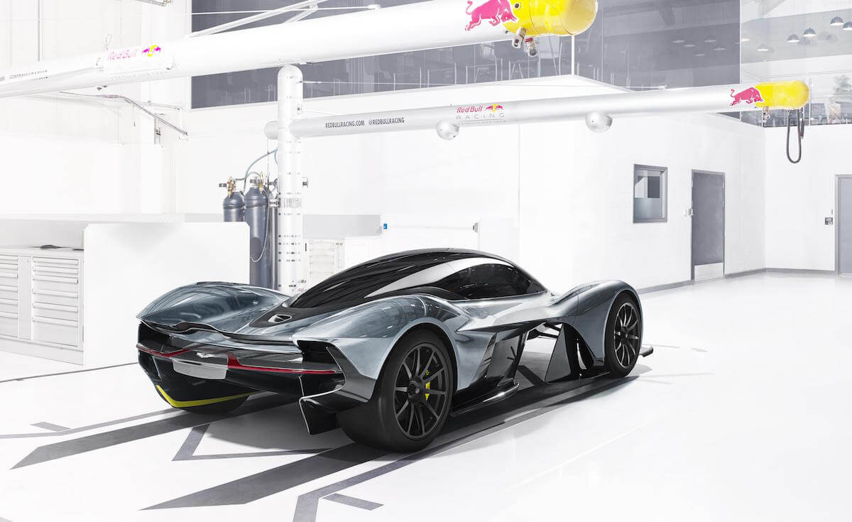 Aston Martin Red Bull AM-RB 001 Hypercar 3