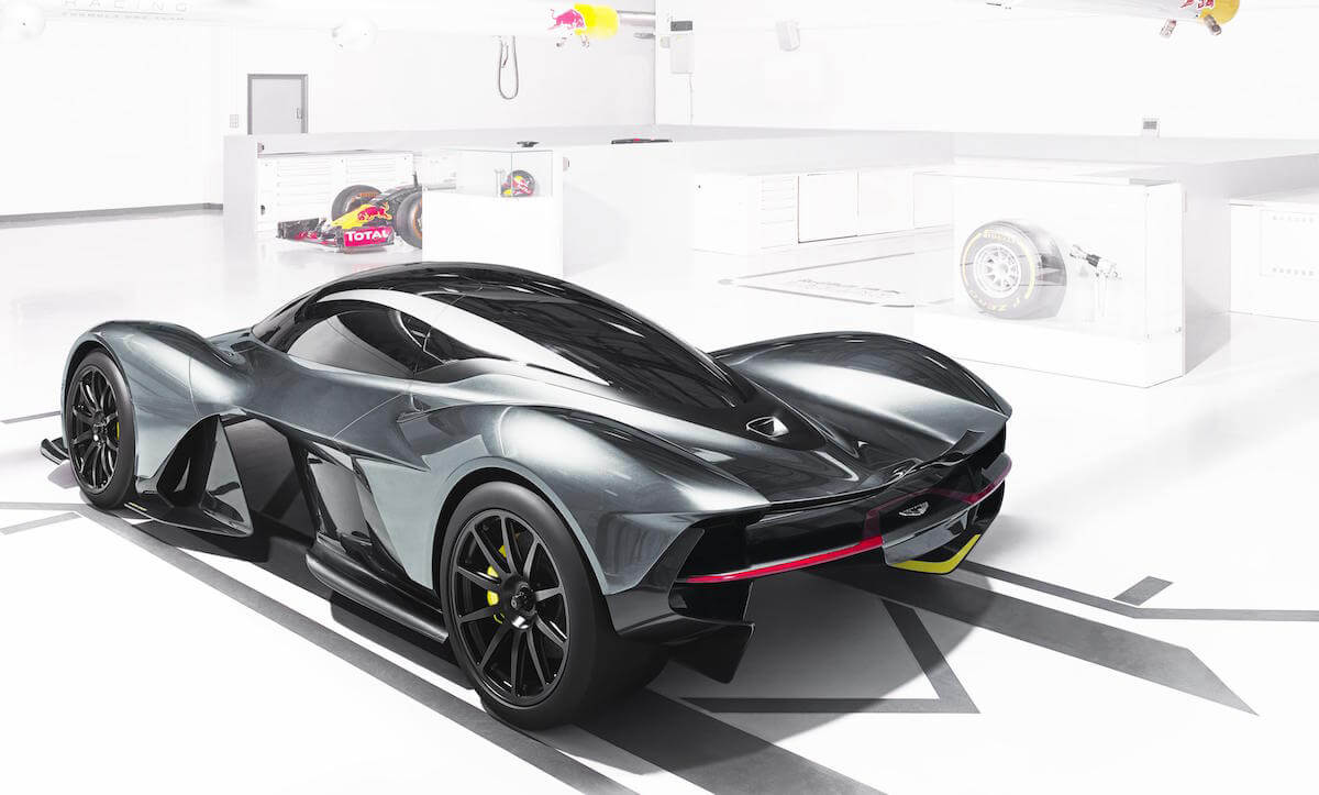 Aston Martin Red Bull AM-RB 001 Hypercar 6