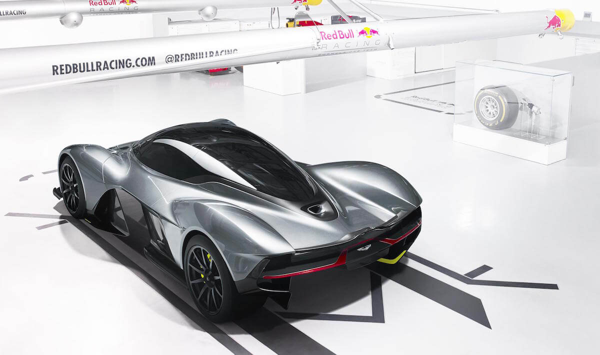 Aston Martin Red Bull AM-RB 001 Hypercar 9