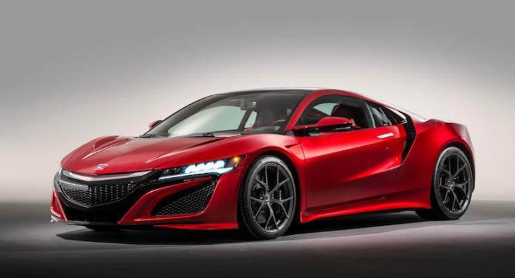 Acura NSX: The old, the new, and the rivals