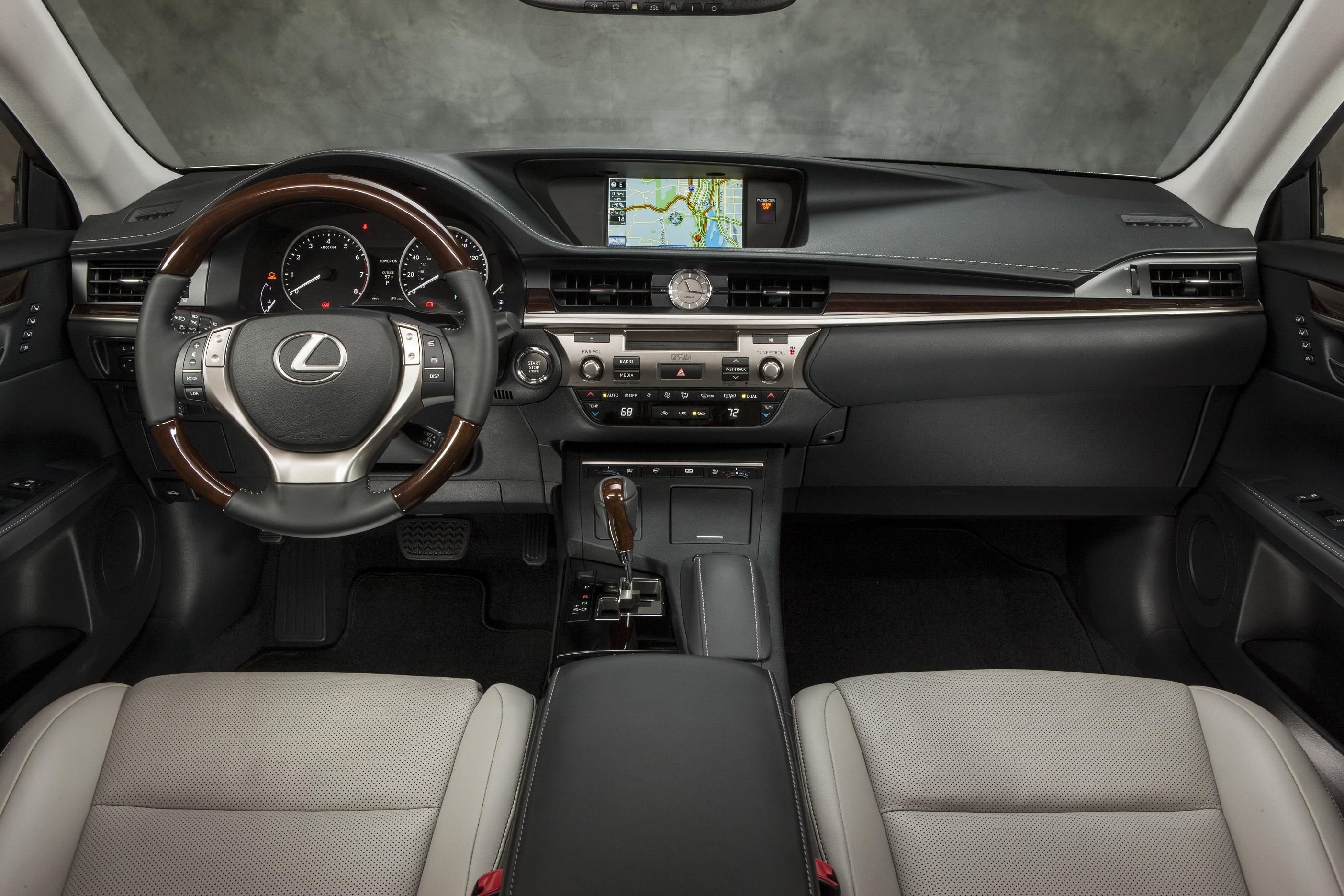First Drive 2013 Lexus ES 350 and ES 300h Hybrid Autosavant