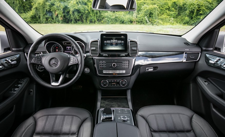 2017 Mercedes-Benz GLS450 4MATIC: Still awesome