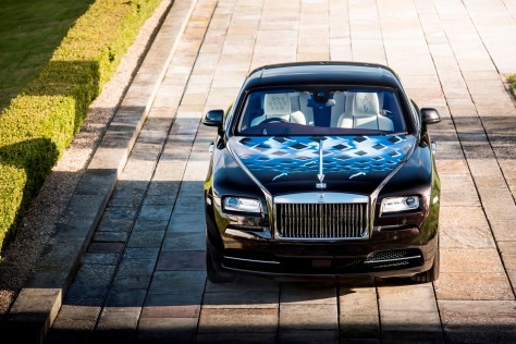 Rolls-Royce Collaborates with British Music Legends