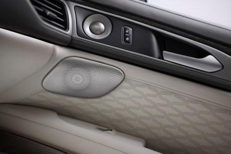 The 2017 Lincoln MKZ -door