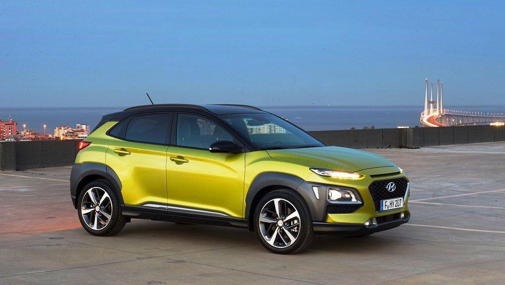 Kona Sets New Standards for the B-SUV Segment