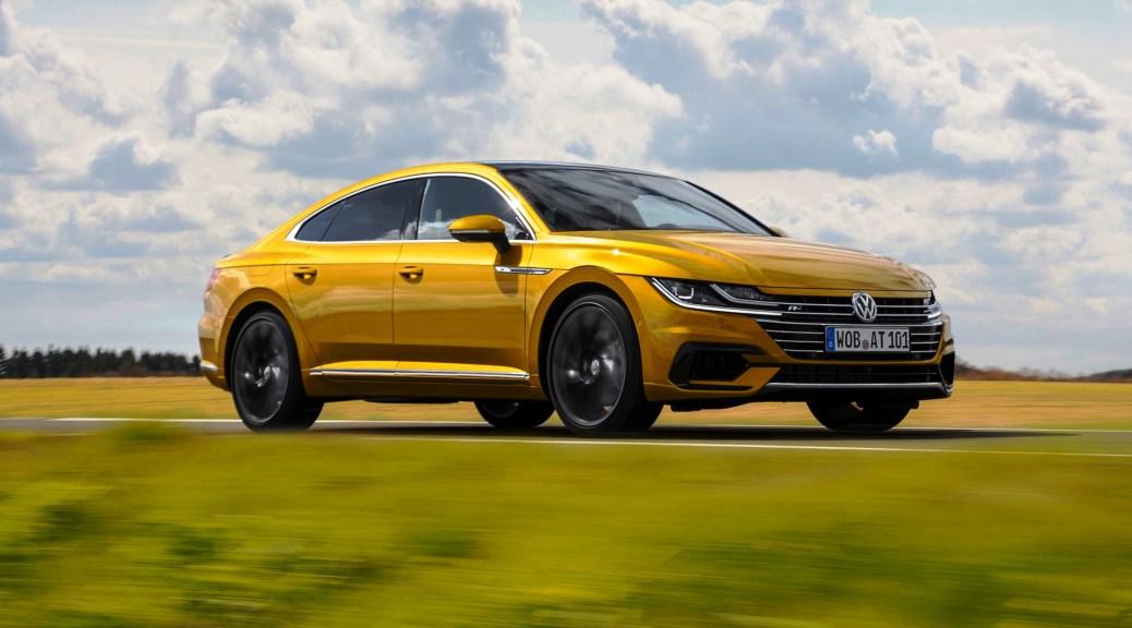 Volkswagen Arteon An All New Luxury Flagship