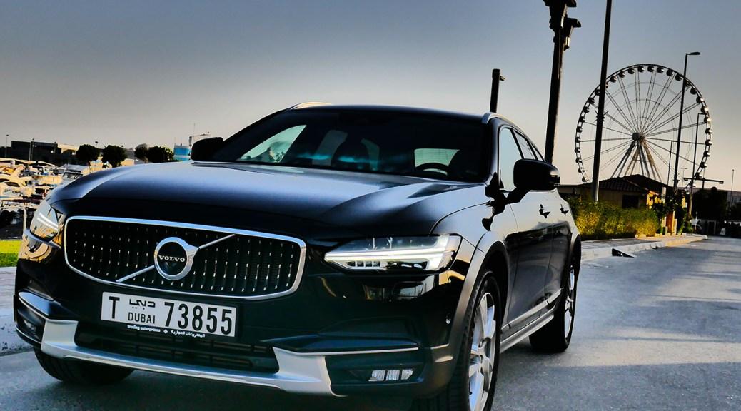 The New Volvo V90 T6