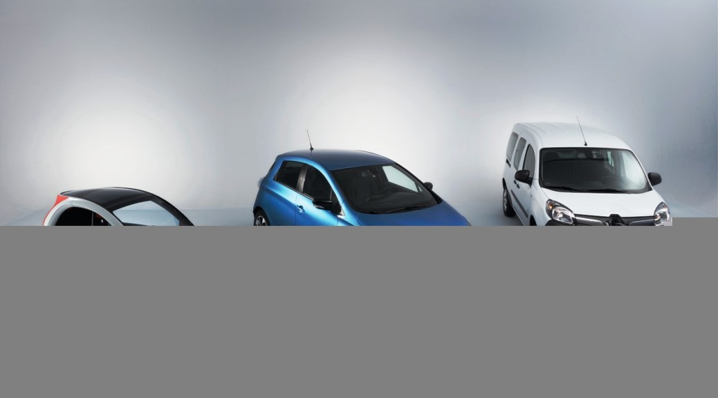 Renault to launch electric vehicles