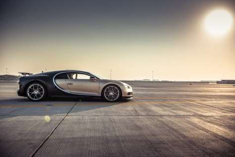 "Bugatti Chiron is ""Hypercar of the Year"""