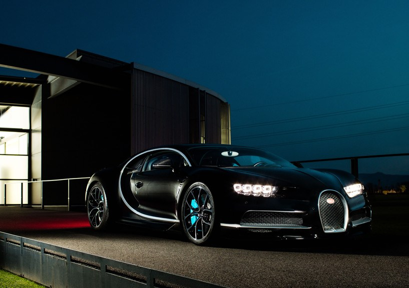Bugatti Delivers 70 Chiron Supercars in 2017