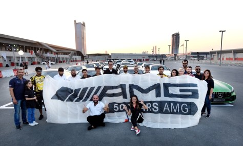 Largest AMG Logo in Dubai-03