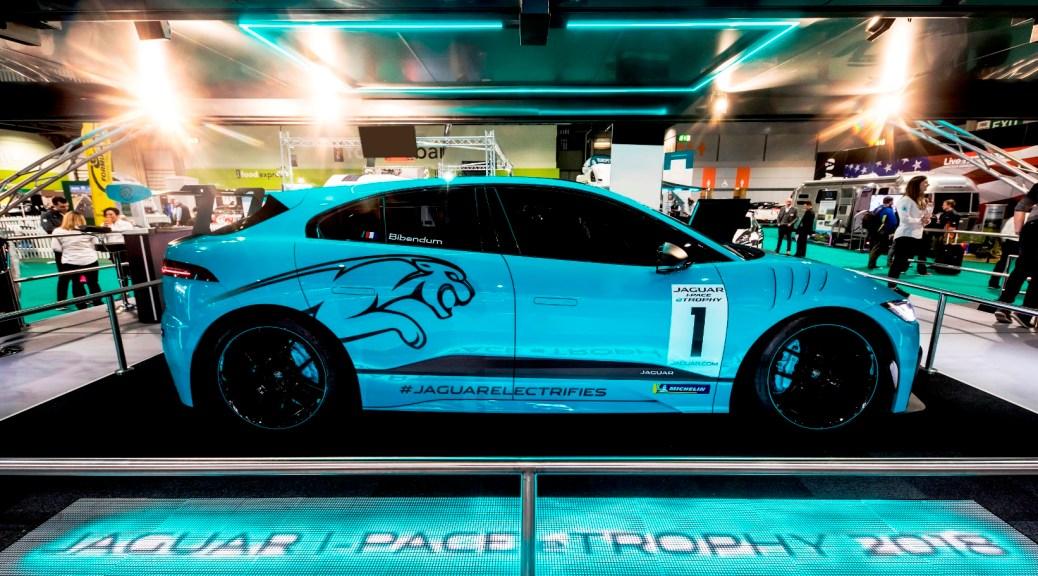 Jaguar Racing Announce Michelin as Jaguar I-PACE eTROPHY Partner