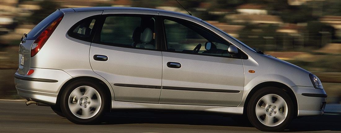 Compra Nissan Almera Tino Su Autoscout24