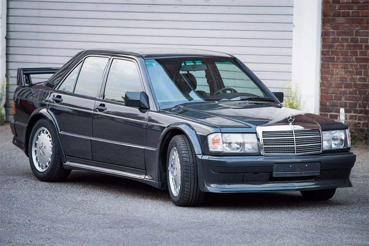 Mercedes 190E 2.5-16 evolution 1