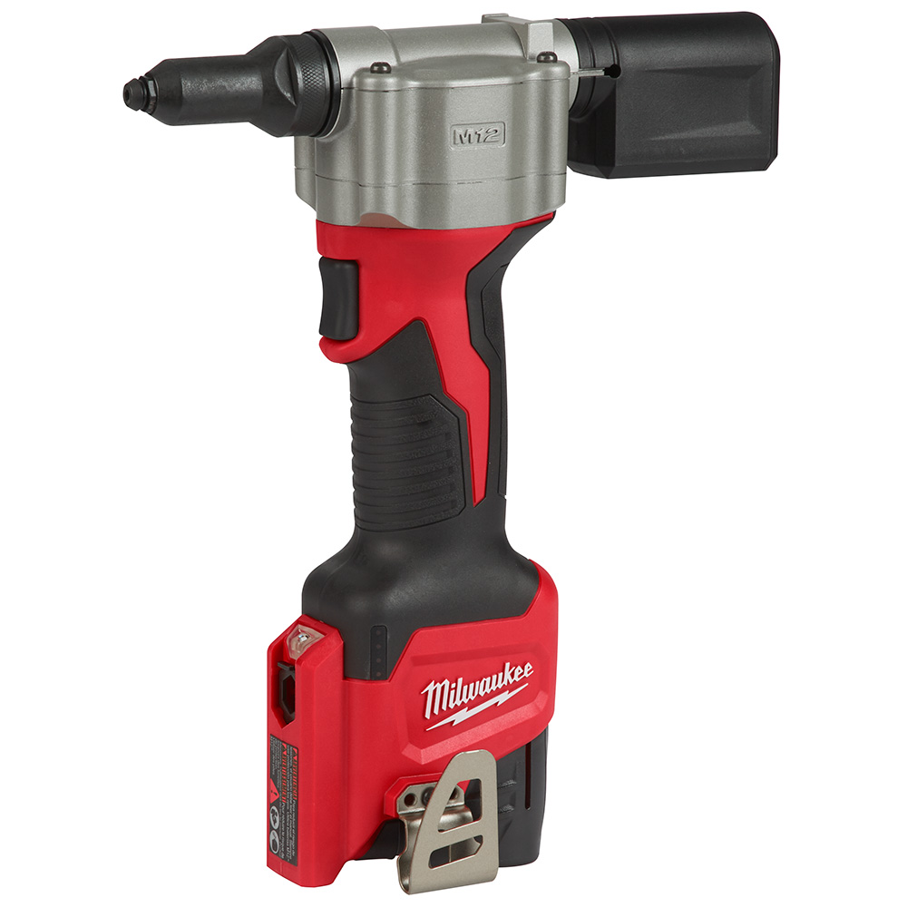 Milwaukee S New M12 Rivet Tool Auto Service World