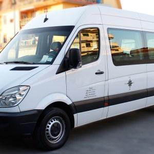 Noleggio minivan a Napoli