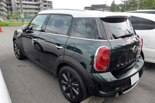 Mini Copper All Wheel Drive