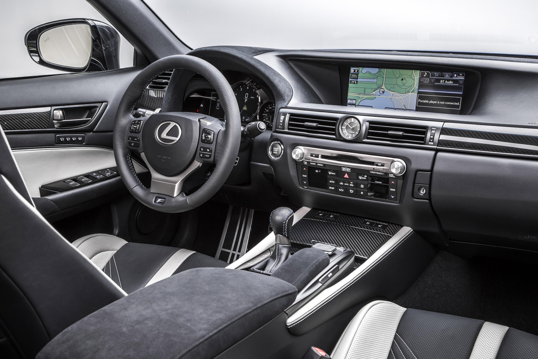 Lexus GS F Revealed at NAIAS Detroit