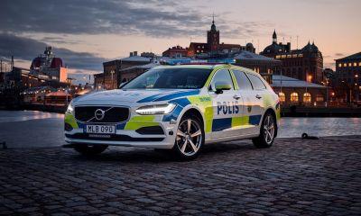 Novo Volvo V90