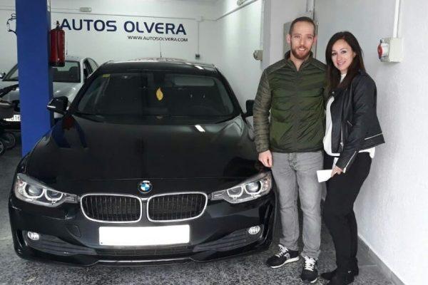 Foto compradores Marketing BMW318