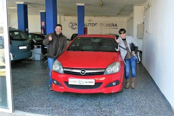 Foto compradores Opel Astra GTC