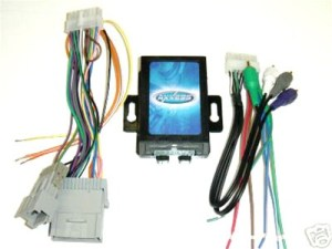 Metra GMOS04 Radio Replacement Wire Harness wNAV output, Car Stereo Kits, Audio Wiring