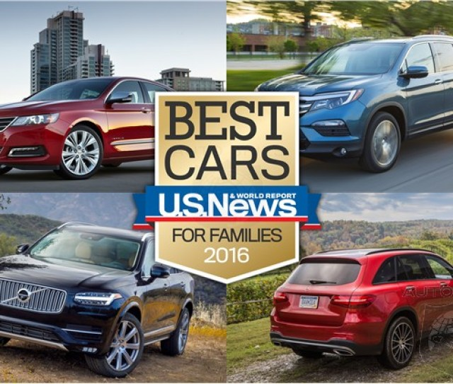 Us News World Reports Declares The 2016 Best Cars For Families Did They Forget