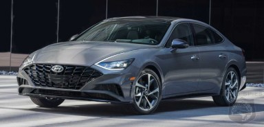 The 2020 Hyundai Sonata Is JUST Getting To Dealers And There's Already Money On The Hood...