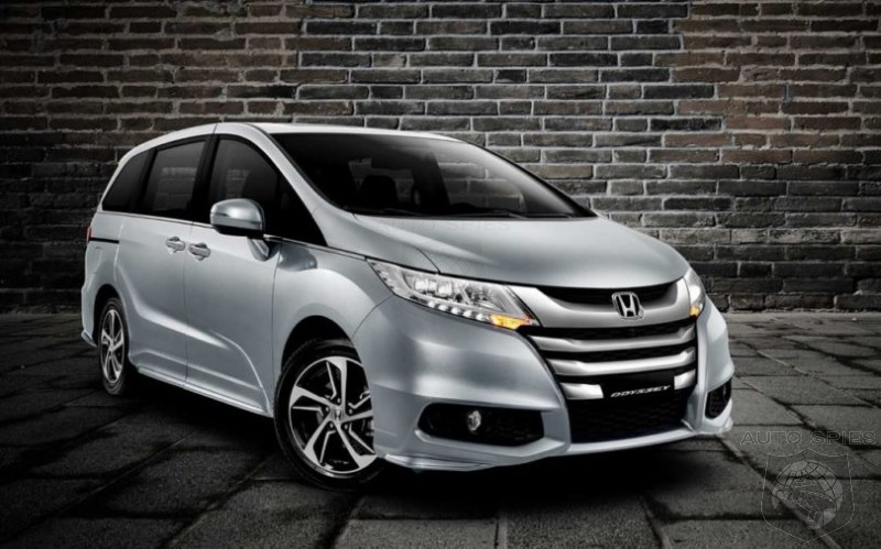 2017 Honda Odyssey Rumors AutoSpies Auto News