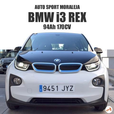 BMW i3 Rex 94Ah 170cv