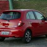 Nissan March Passa A Ser Vendido Somente Com Motor 1 6