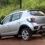 Ao Volante Renault Sandero Stepway Motor Faz A Diferenca