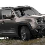 Renegade Limited E Moab Serao As Novas Versoes Da Linha 2021 Do Jeep